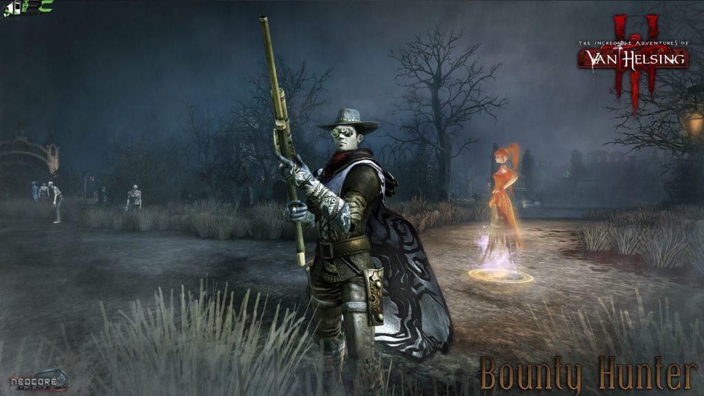 The Incredible Adventures of Van Helsing III Free Download