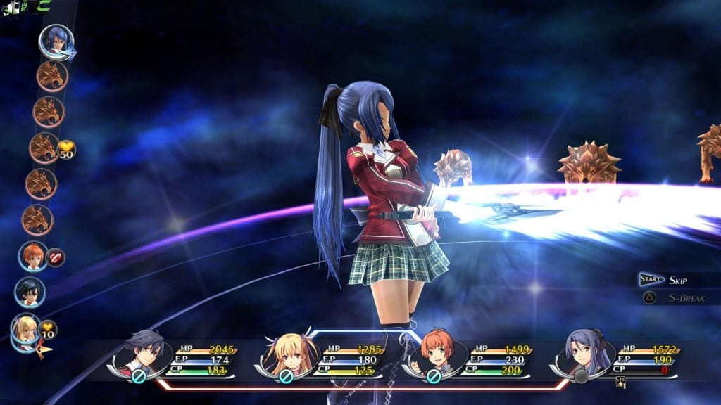The Legend of Heroes Trails of Cold Steel PC Game Free Download