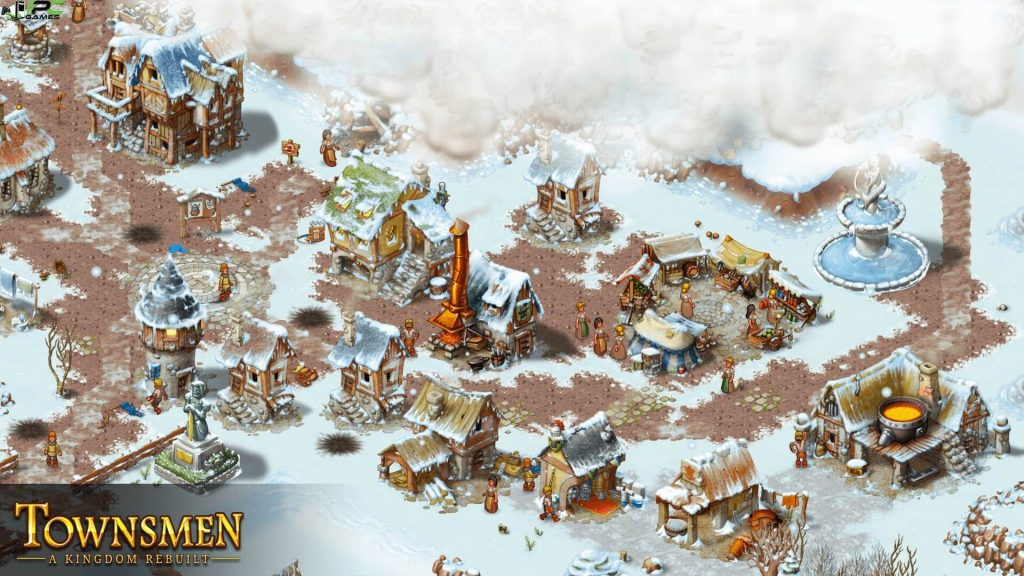 Townsmen A Kingdom Rebuilt Free Download