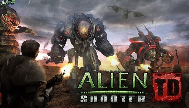 Alien Shooter TD PC Game Free Download