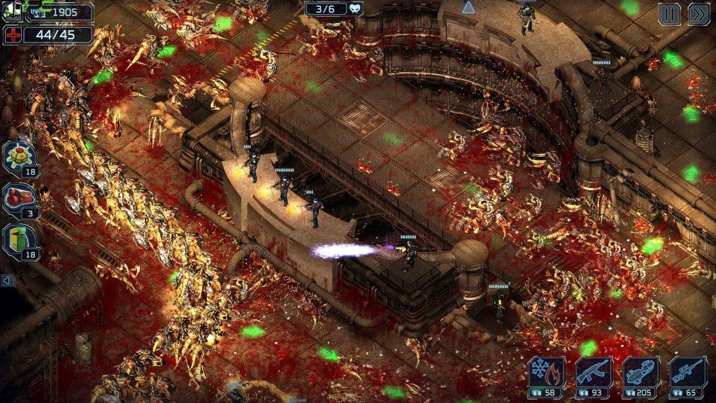 Alien Shooter TD PC Game Free Download