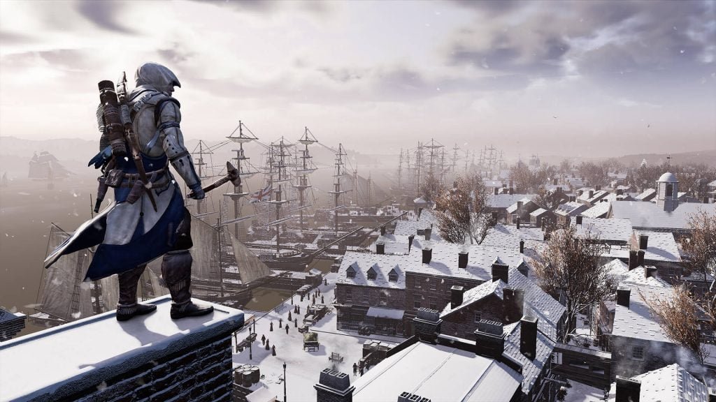 Assassins Creed III Remastered Free Download