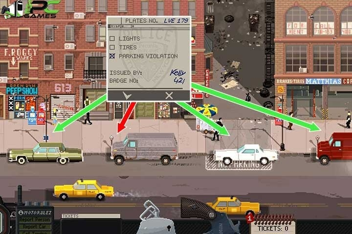 Beat Cop download game