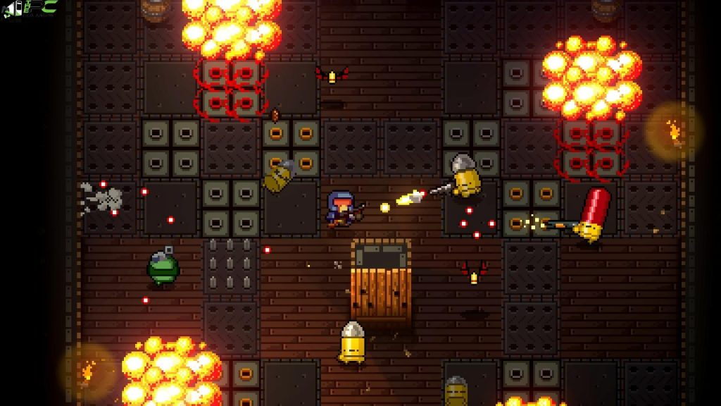 Enter the Gungeon A Farewell to Arms Free Download