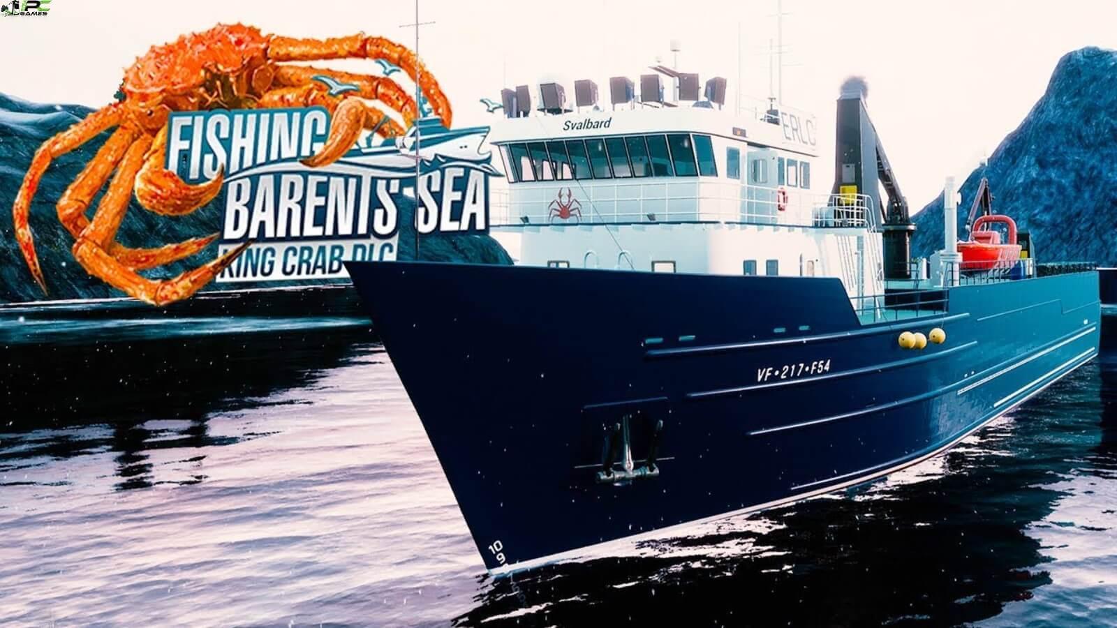 Fishing Barents Sea King Crab PC Game ...