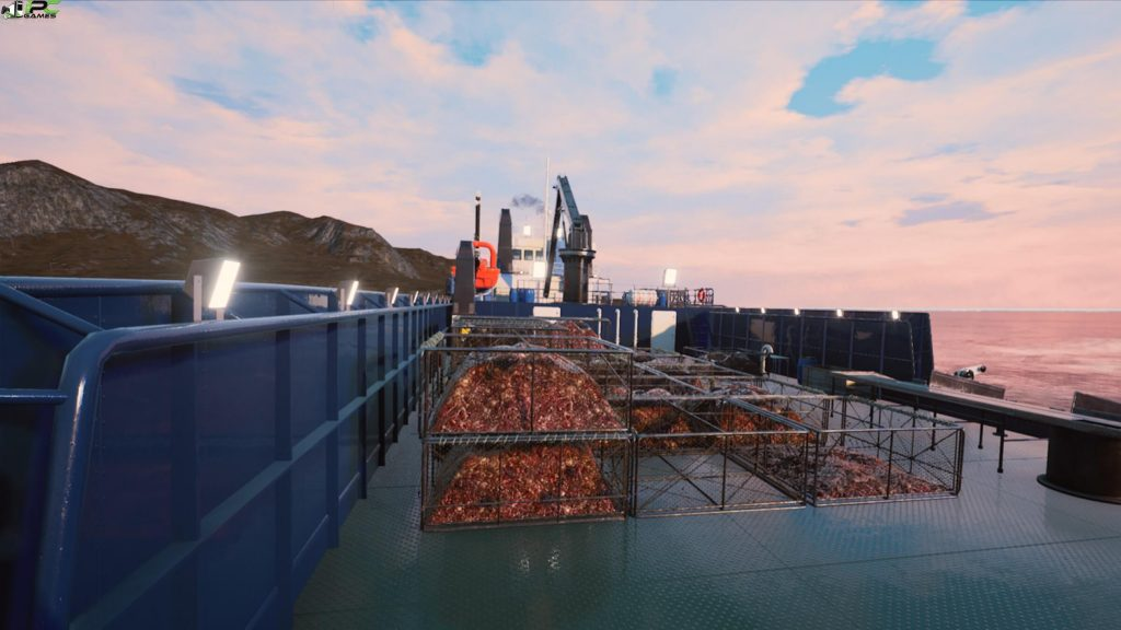 Fishing Barents Sea King Crab Free Download