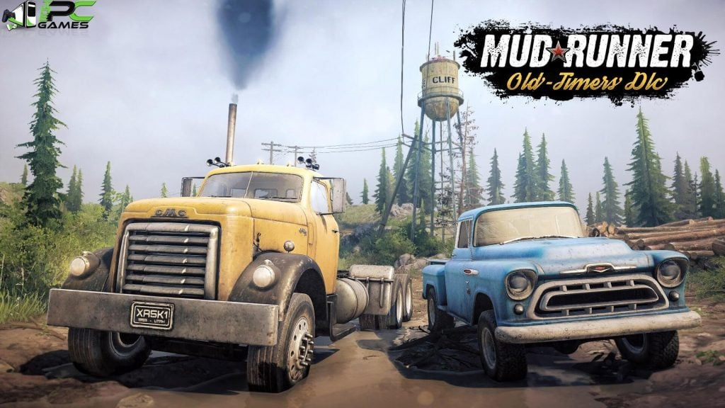 MudRunner Old Timers download