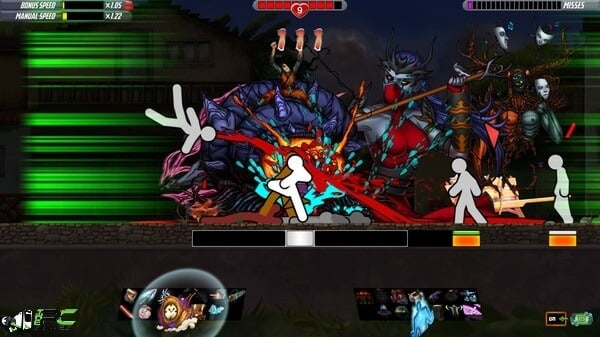 One Finger Death Punch 2 download free