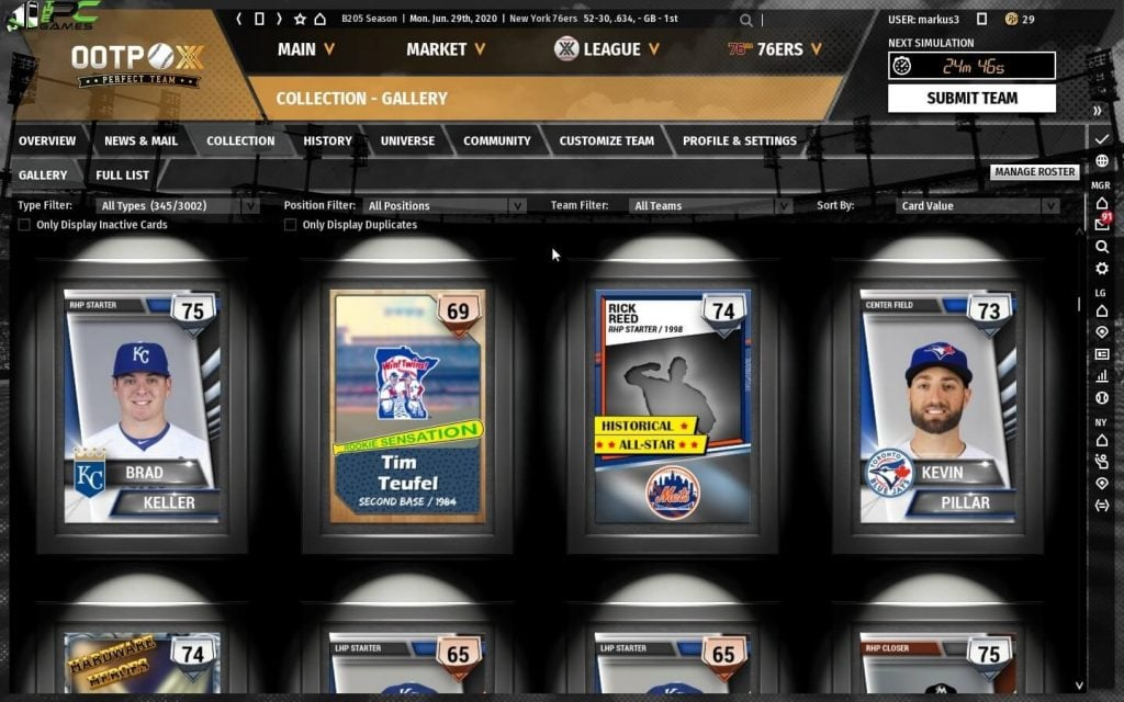 Out of the Park Baseball 20 PC Game Free Download