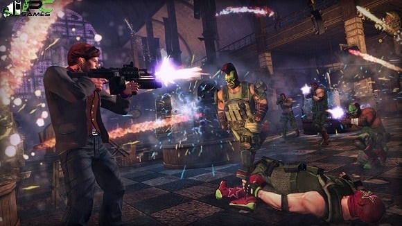 Saints Row The Third The Full Package download game