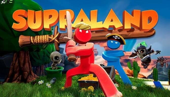 Supraland PC Game Free Download