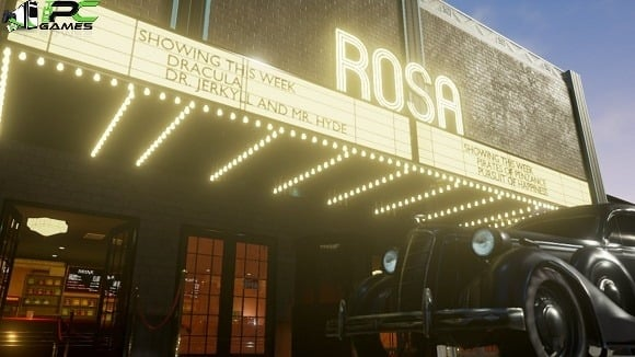 The Cinema Rosa download free
