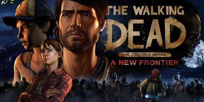 The Walking Dead A New Frontier Complete Season Free Download