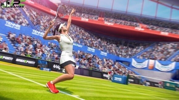 Tennis World Tour download free