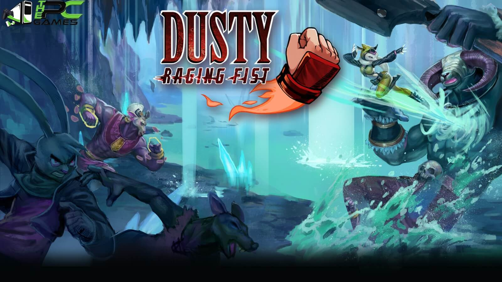 Dusty Raging Fist game pc fre