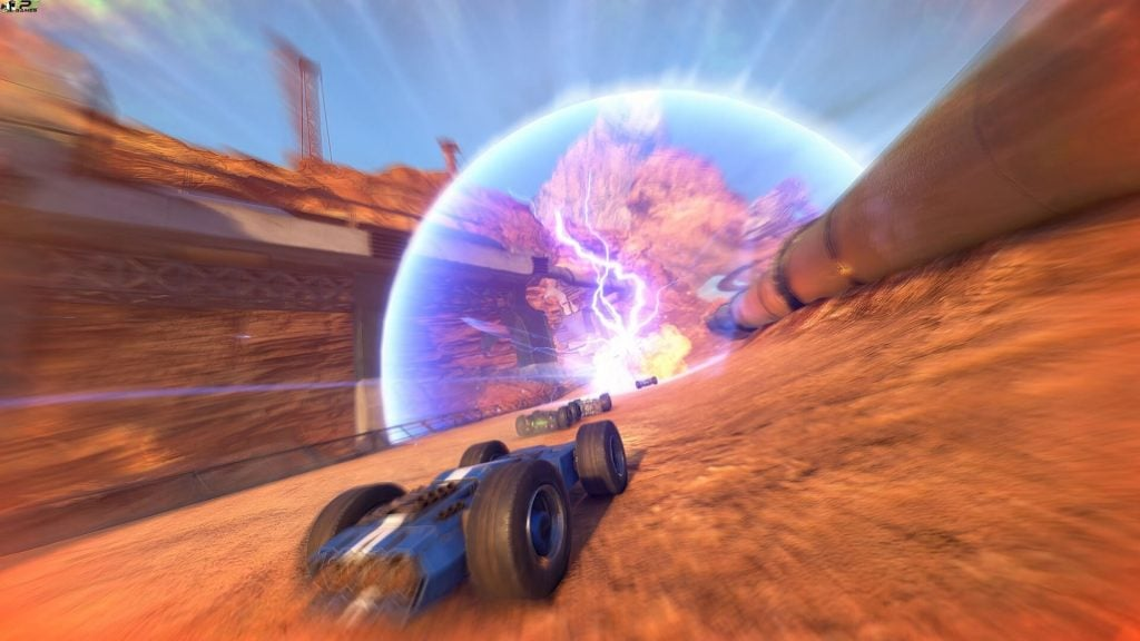 GRIP Combat Racing Worlds in Collision Free Download
