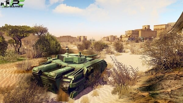 Infinite Tanks PROPER download free