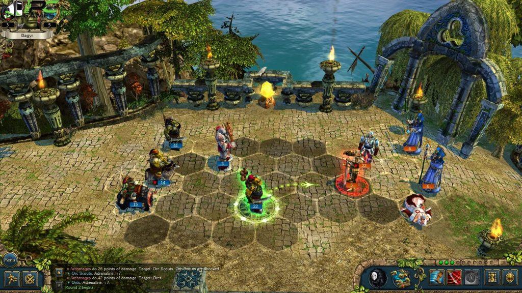 Kings Bounty Dark Side Premium Edition download