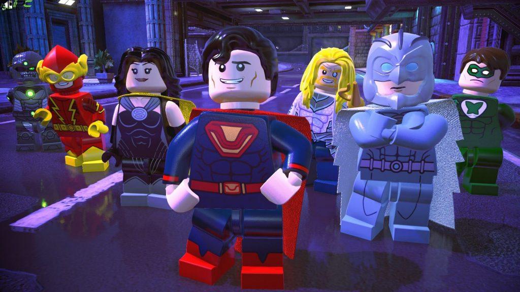 LEGO DC Super Villains Shazam Free Download