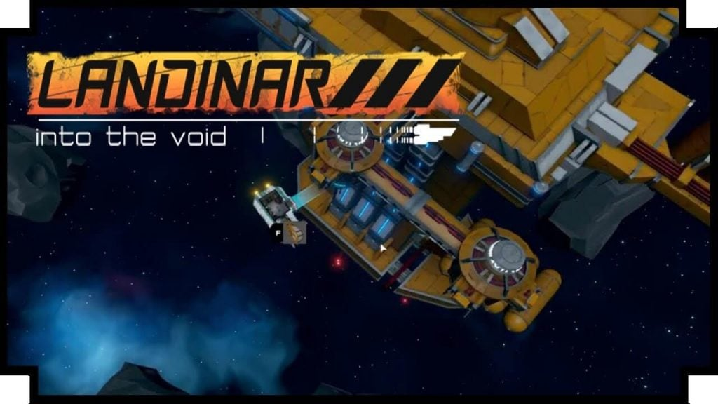 Landinar Into the Void free game