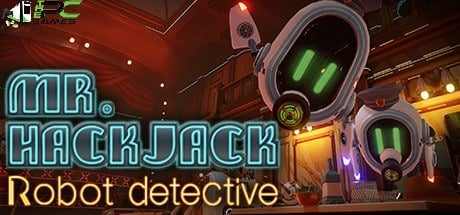 Mr.Hack Jack Robot Detective pc