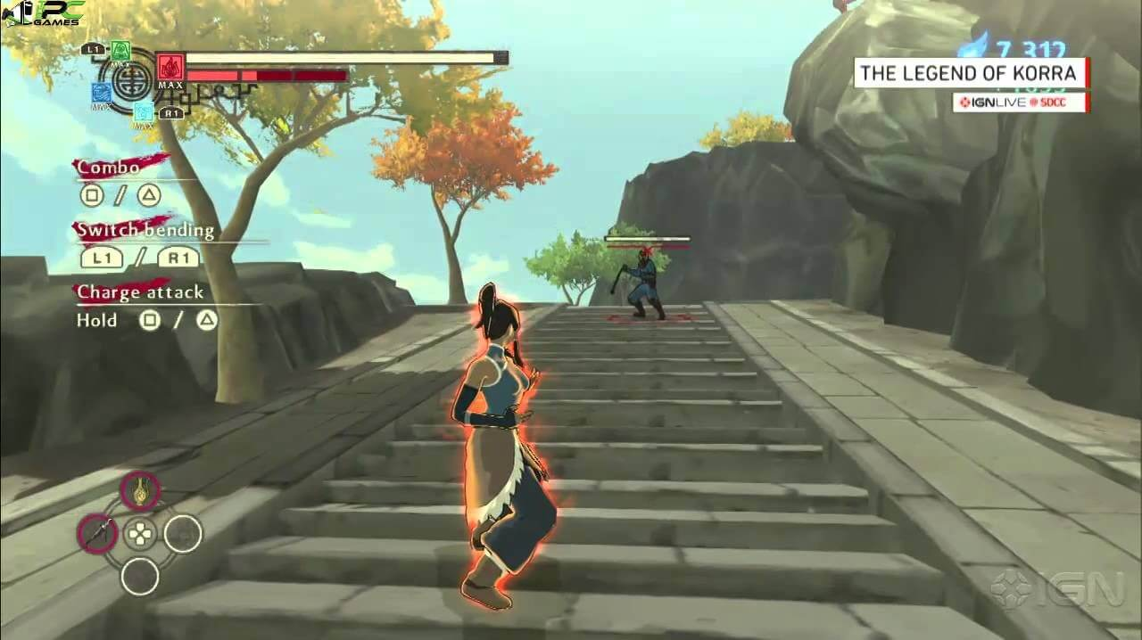 The Legend of Korra-FLT - Full Version PC Games Download Free