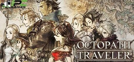 OCTOPATH TRAVELER download