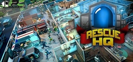 Rescue HQ The Tycoon download