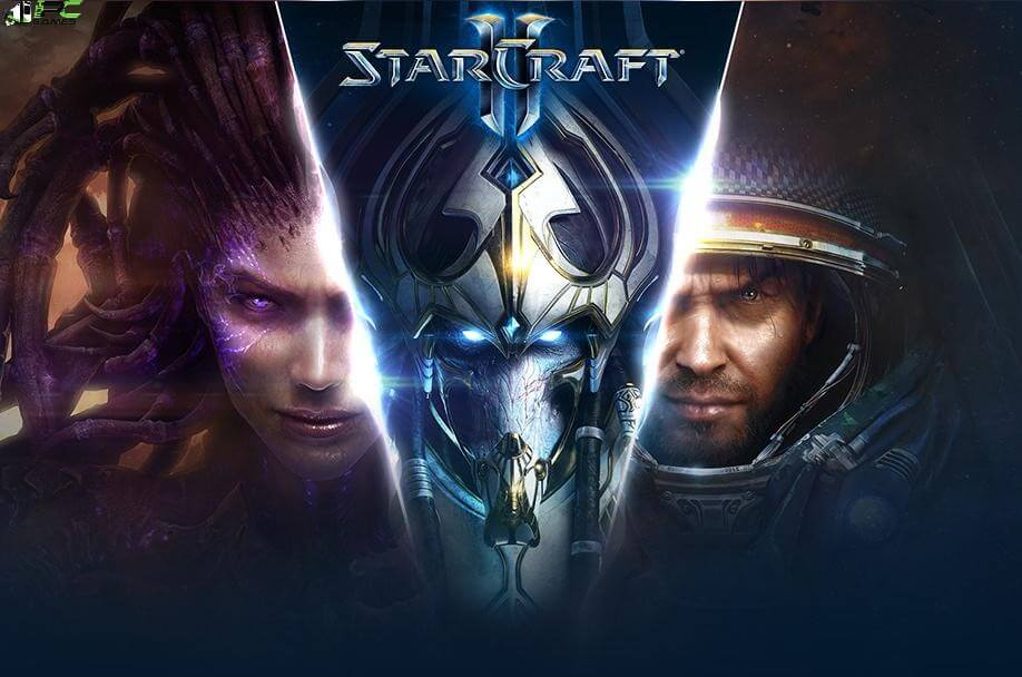 StarCraft II The Complete Collection Free Download