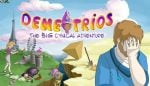 Demetrios The BIG Cynical Adventure Cover