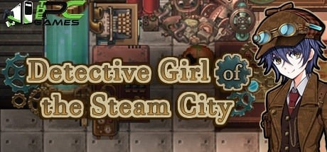 Detective Girl of the Steam City download