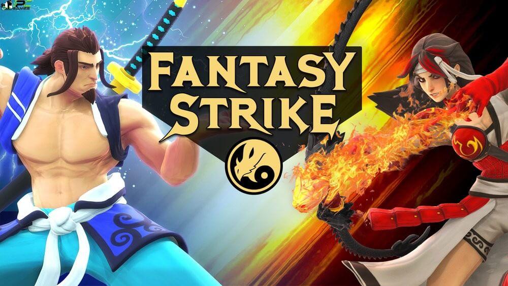 Fantasy Strike Cover