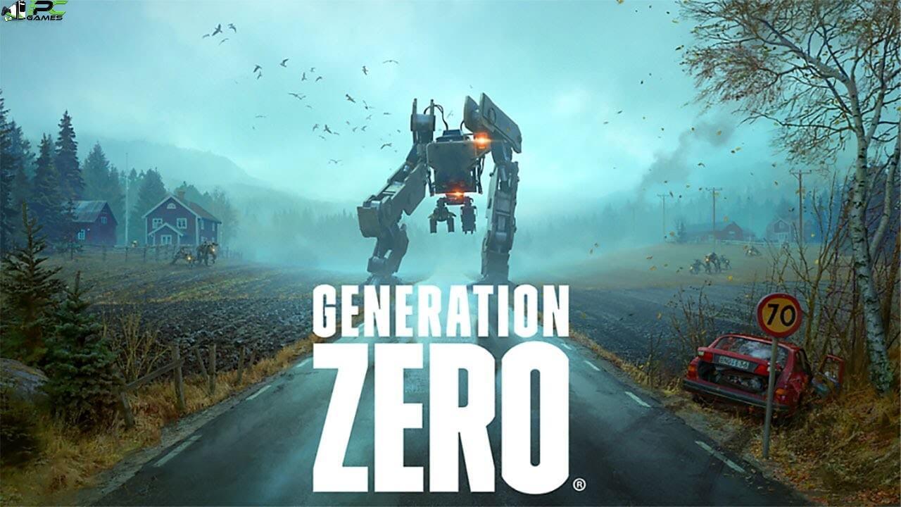 Generation Zero Bikes Cover