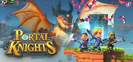 Portal Knights Elves Rogues and Rifts Cover