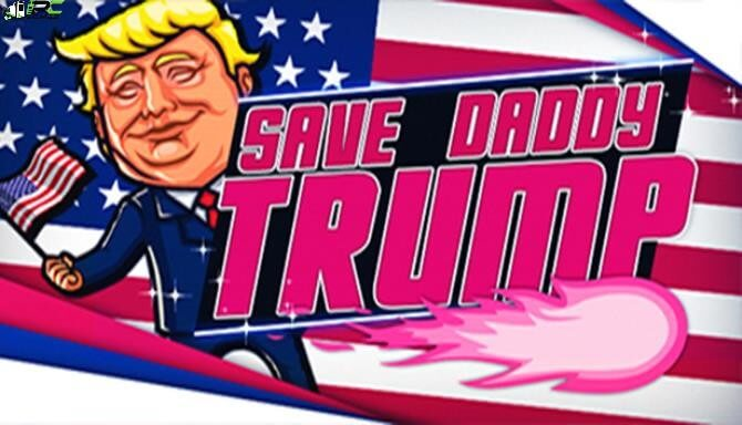 Save Daddy Trump Cover