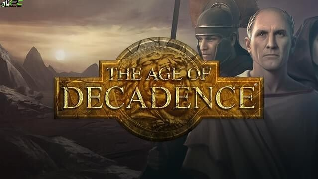 The Age of Decadence Cover