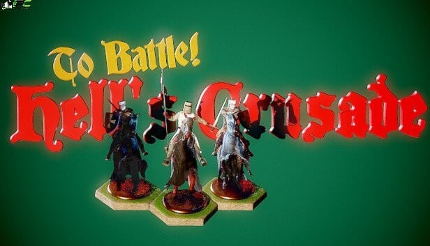 To Battle Hells Crusade Cover