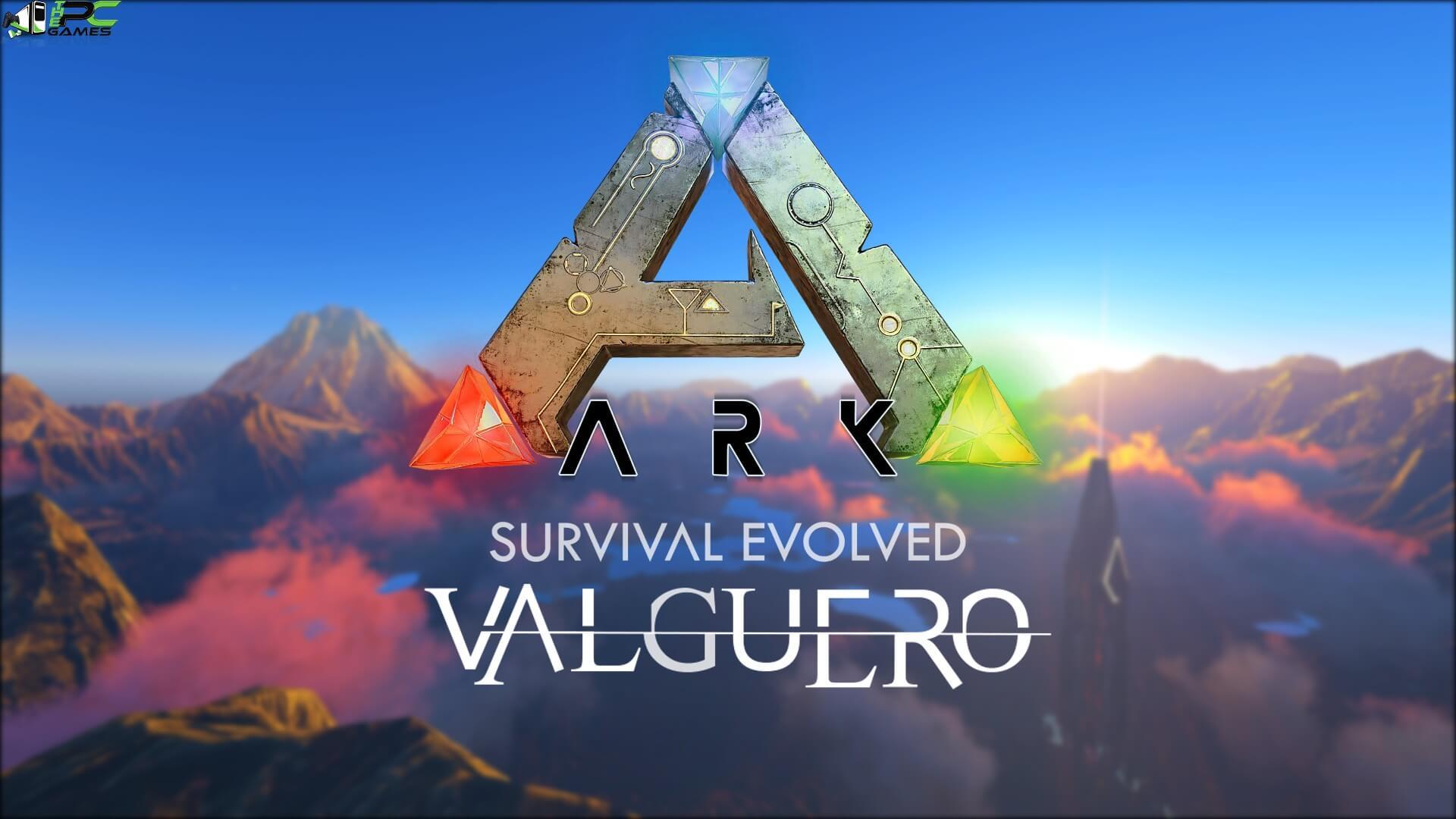 ARK Survival Evolved Valguero Cover