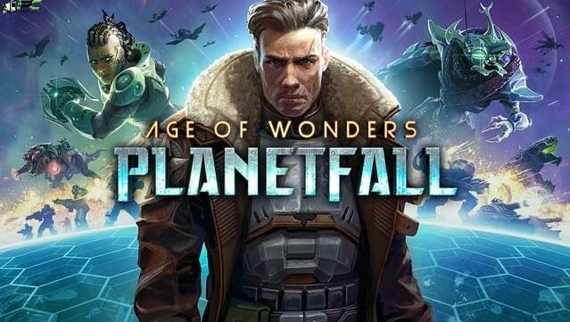 Age of Wonders Planetfall Cover
