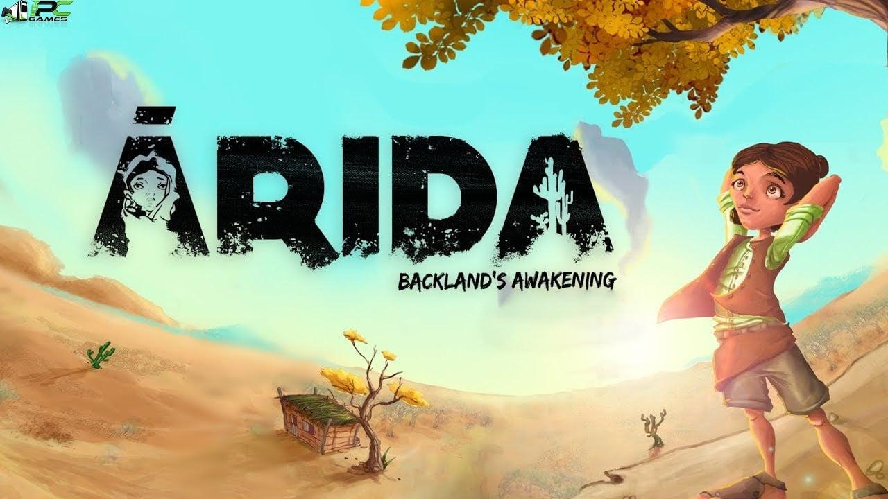 Arida Backlands Awakening Cover