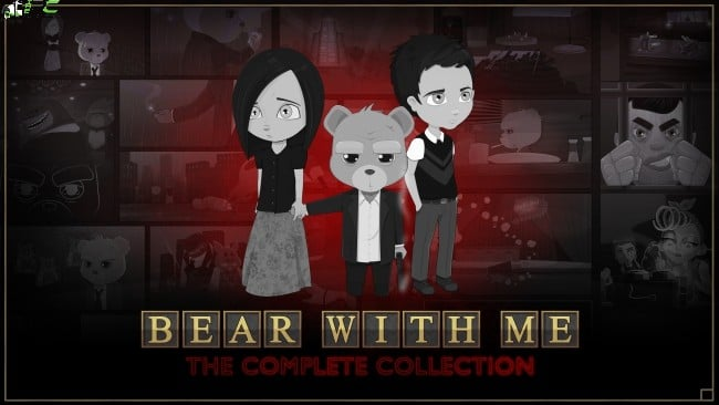 Bear With Me The Complete Collection Cover