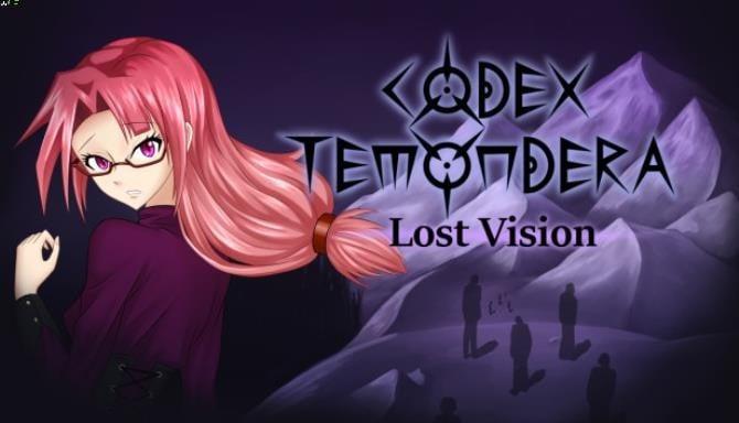 Codex Temondera Lost Vision Cover