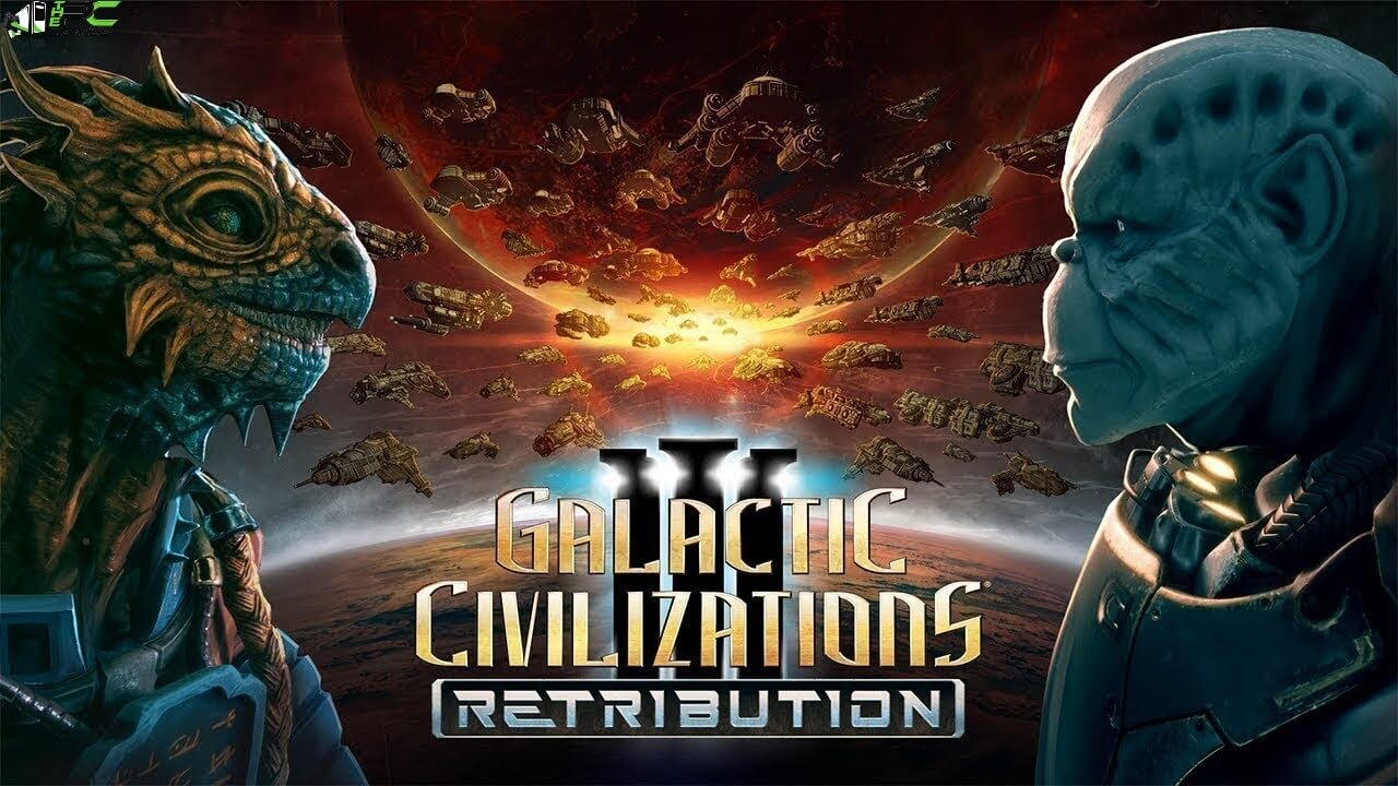 Galactic Civilizations III Retribution Cover