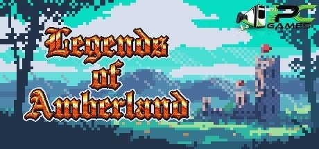 Legends of Amberland The Forgotten Crow