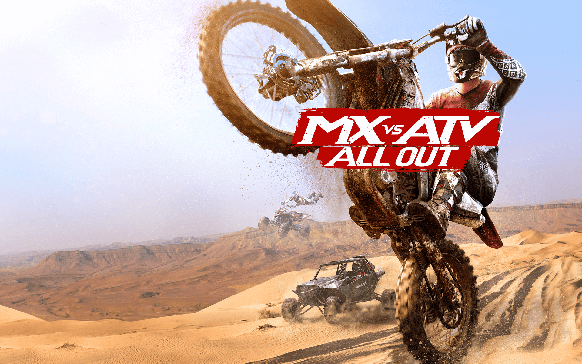 MX vs ATV All Out 2019 AMA Pro Motocross Championship Cover