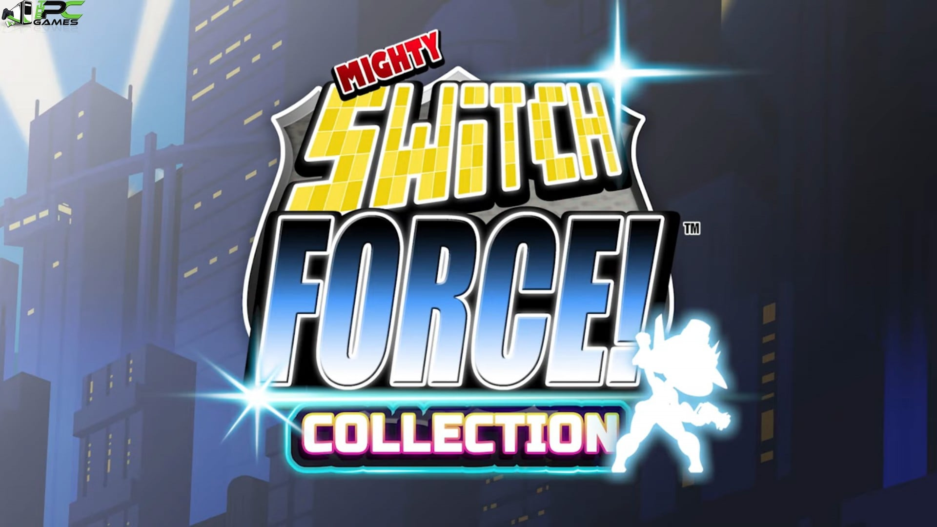 Mighty Switch Force Collection Cover