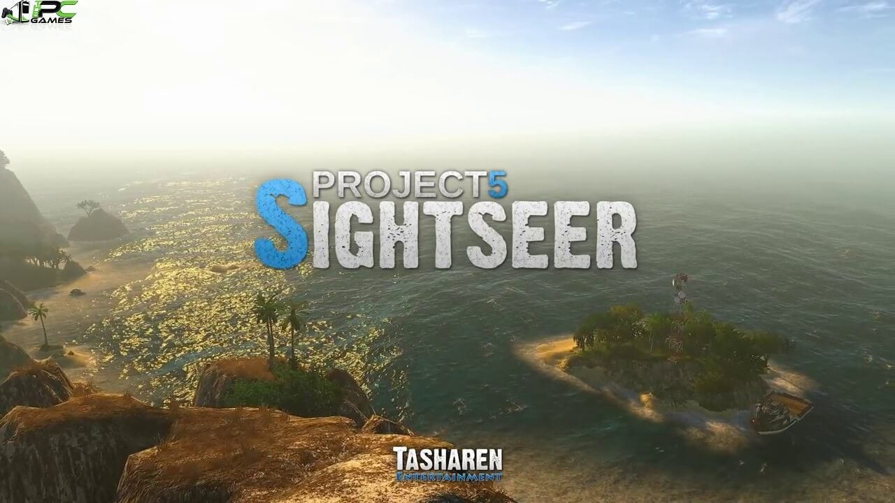 Project 5 Sightseer Cover