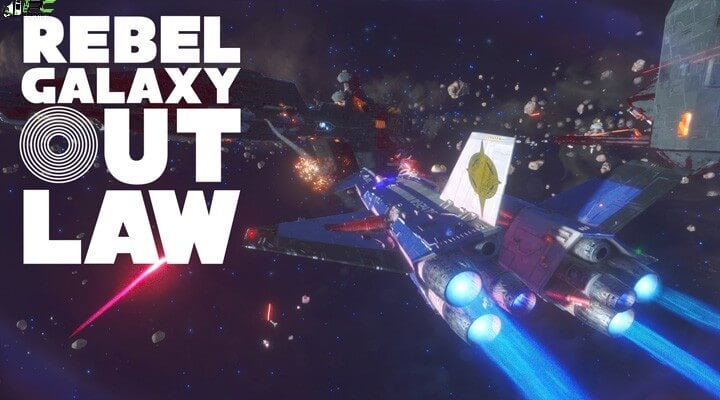 Rebel Galaxy Outlaw Cover
