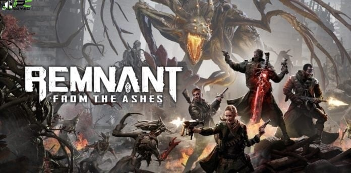 Remnant From The Ashes Cover