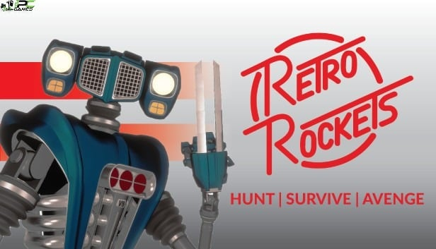 Retro Rockets Cover
